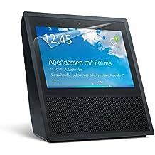 NuPro-Displayschutzfolien (2er-Pack) für Echo Show, transparent