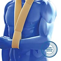 Foam Arm Support Sling by Kedley | Medical grade arm, elbow, wrist, hand, and shoulder collor 'n' cuff supportive sling