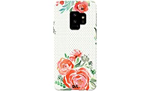 DailyObjects Designer Printed Slim Hard Polycarbonate Mobile Back Case Cover for Samsung Galaxy S9 Plus (Ultra Protective/Anti Shock)