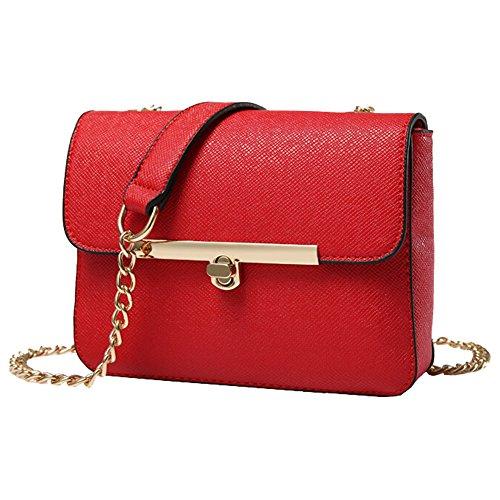 Hattie , Sac bandoulière pour femme rouge Red petit Red