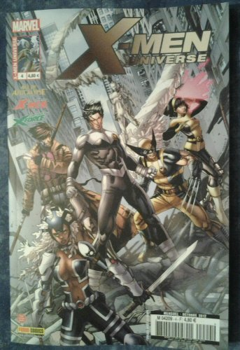 X-men universe 2012 004 par Marvel Panini France