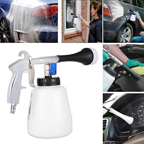Preisvergleich Produktbild ZOKEO Reinigungspistole Druckluft Waschpistole Drucklutfpistole Wasser Sprühpistole mit Bürste