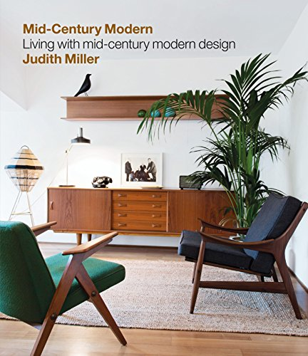 Miller's Mid-Century Modern: Living with Mid-Century Modern Design (English Edition)
