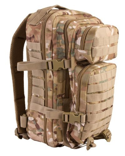 Army Military Tactical Combat Rucksack Backpack Bergen Molle Pack Bag UTP 28L 1