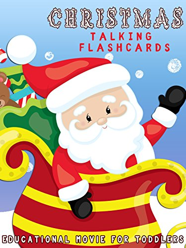 Christmas Talking Flashcards- Educational Movie for Toddlers [OV]