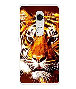 CRAZYMONK DIGITAL PRINTED BACK COVER FOR MICROMAX Q349
