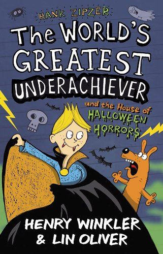 World's Greatest Underachiever and the House of Halloween Horrors (English Edition) ()