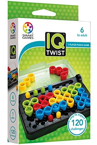 Smart-Games-SG-488-Spiel-IQ-Twist Smart Games SG 488 488-Spiel IQ Twist -