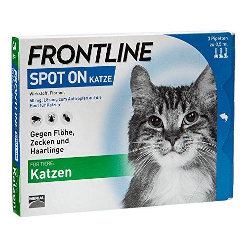 Frontline Spot on für Katzen, 3 St -