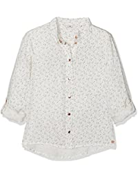 Tom Tailor Kids Blouse with Copper Buttons, Blusa Para Niños
