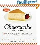 Junior's Cheesecake Cookbook: 50 To-D...
