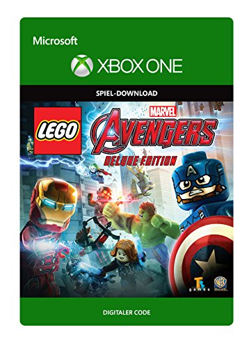 rs: Deluxe Edition [Xbox One - Download Code] (Marvel Lego Spiel Für Xbox One)