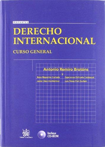 Derecho Internacional Curso General