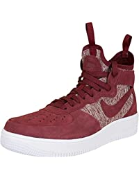 newest 14d98 f032a NIKE Air Force 1 UF Mid Premium Sneaker Trainer