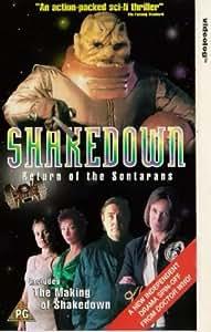 Shakedown - Return Of The Sontarans [VHS]