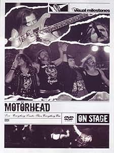 Motörhead Live: Everything Louder Than Everything Else [DVD] [2010]