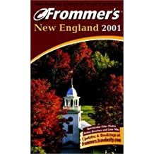 Frommer's 2001 New England (Frommer's New England, 2001)