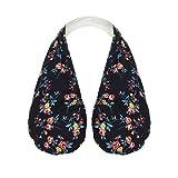 Soft Ta-Ta Towel Bra, Fuibo Sport Towel Women Intimates Underwear Soft Ta-Ta Towel Bra Boob Quick Sweat Towel (Multicolor, L)