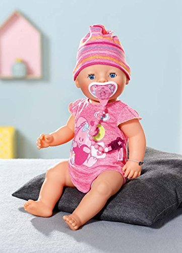 Zapf Creation 822005 - BABY Born Interactive, Puppe