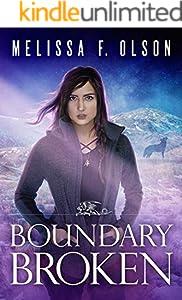 Boundary Broken (Boundary Magic Book 4)