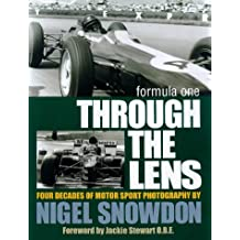 Formula One Through the Lens: Four Decades of Motor Sport Photography