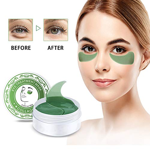Augenpads, Hailicare Under Eye Mask, Anti-Aging-Augenklappe, Augenmaske,