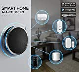 Platinum Smart WIFI Cloud Security Alarm System works with Google Home/AMazon Alexa