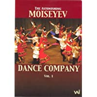 The Astonishing Moiseyev Dance Company Vol.1