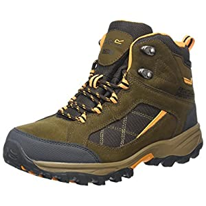 51T9W024JGL. SS300  - Regatta Lady Clydebank, Women's High Rise Hiking Boots
