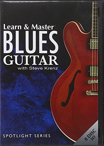 Bild von Learn and Master Blues Guitar (Spotlight Series)