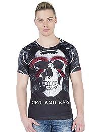 Cipo & Baxx Herren Oberteile / T-Shirt Karratha