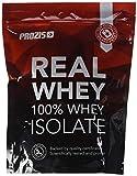 Prozis 100% Véritable Whey Protéine Isolat Poudre 1000g - Goût Naturel pour la Perte de Poids, la Récupération Musculaire et le Culturisme - Faible Teneur en Glucides - 40 Doses