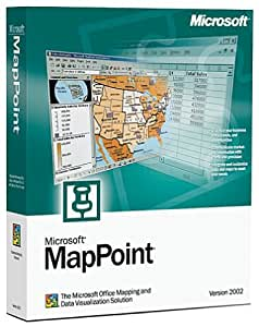 MapPoint 2002 European Edition