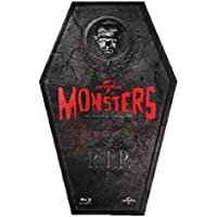 Universal Classic Monsters Collection: Limited Edition Coffin