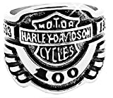 Inception Pro Infinite Hrly - Harley Davidson geschriebener Ring (DE 62)