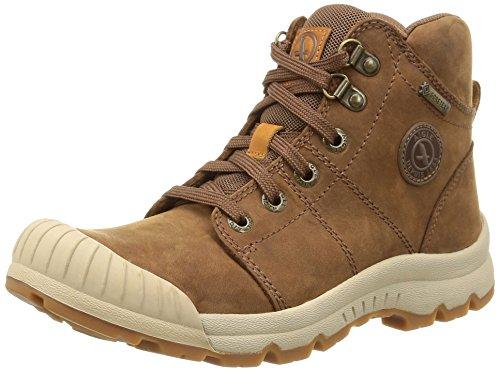 Aigle - Tenere - Chaussure de randonnée - Haute - Femme - Marron (Camel) - 37 EU (4 UK) Camel