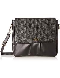 Lavie TUFO Women's Sling Bag (Black)
