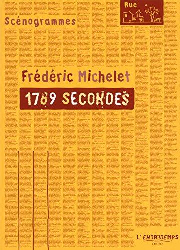 1789 secondes par Frédéric Michelet