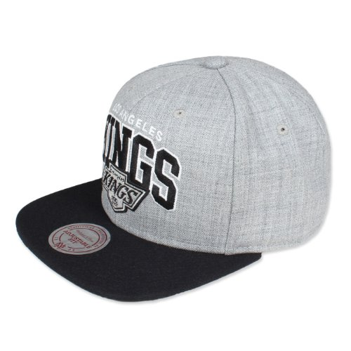 Mitchell ness eU183 &-taille unique Gris - Los Angeles Kings