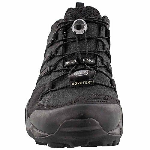 adidas Performance - Terrex Swift R Gtx, Scarpe da trekking da uomo Nero / Nero / Grigio Scuro