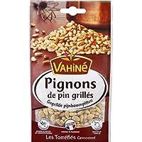 Vahiné - Pignons de pin grillés - Le sachet de 45g - Prix Unitaire - Livraison Gratuit Sous 3 Jours