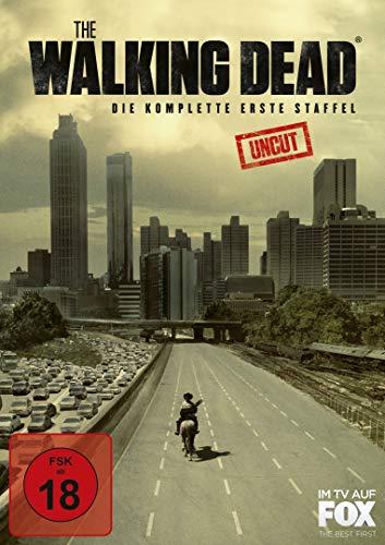 The Walking Dead - Die komplette erste Staffel - Uncut [2 DVDs]