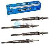 4 Stück YOU.S Original Glühkerzen für 106 mm Spannung: 5 V - 12237786869