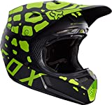 Casque cross FOX V3 Grav Black Yellow 2017