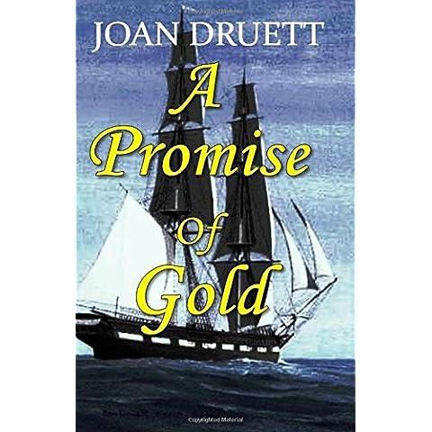 A Promise of Gold - California Sea Salt