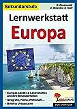 Lernwerkstatt Europa, Sekundarstufe