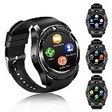 Montre Connectée Smartwatch Soutien Carte SIM Photo Synchronisation Appels SMS...