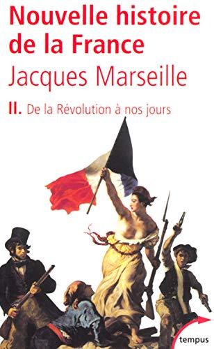 Nouvelle histoire de France, tome 2 par Jacques Marseille