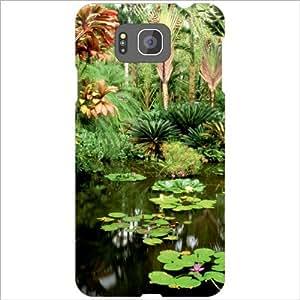 Printland Designer Back Cover for Samsung Galaxy Alpha G850 Case Cover