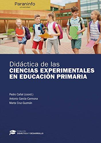 Didáctica de las Ciencias Experimentales en Educación Primaria // Colección: Didáctica y Desarrollo - 9788428337342